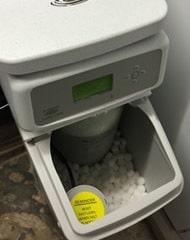 Werking waterverzachter met zout