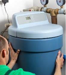 Voorbeeld waterverzachter onderhoud