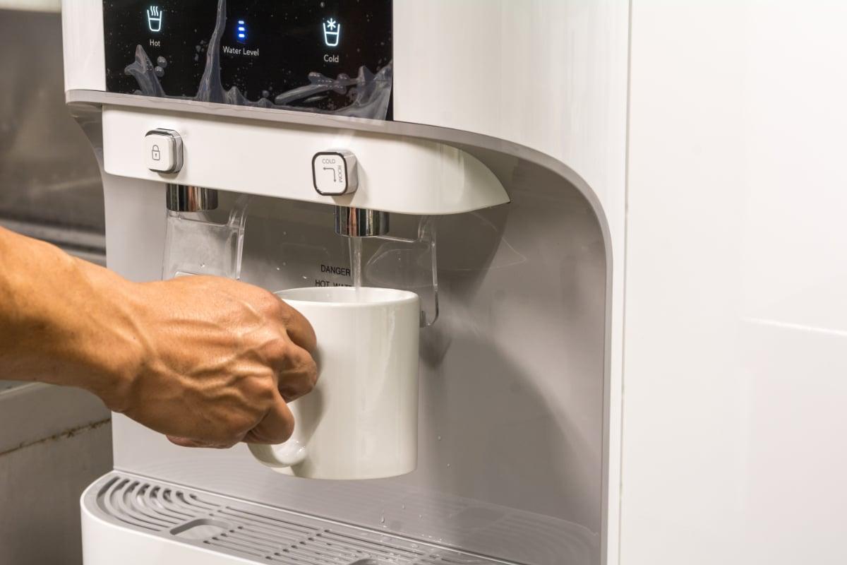 drinkwatersystemen warm water