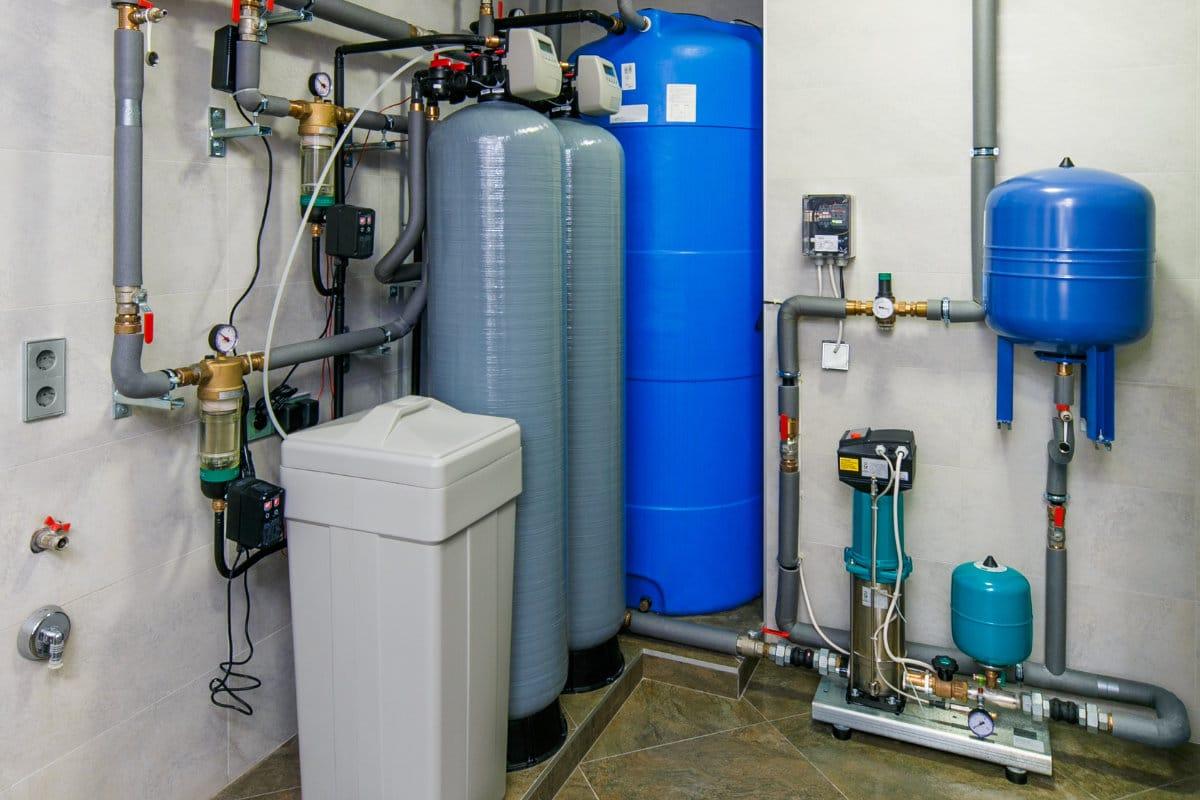 waterverzachter installateur
